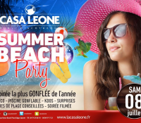 Summer Beach Party Act I
